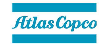 Atlas Copco logo - C-Aire Compressors