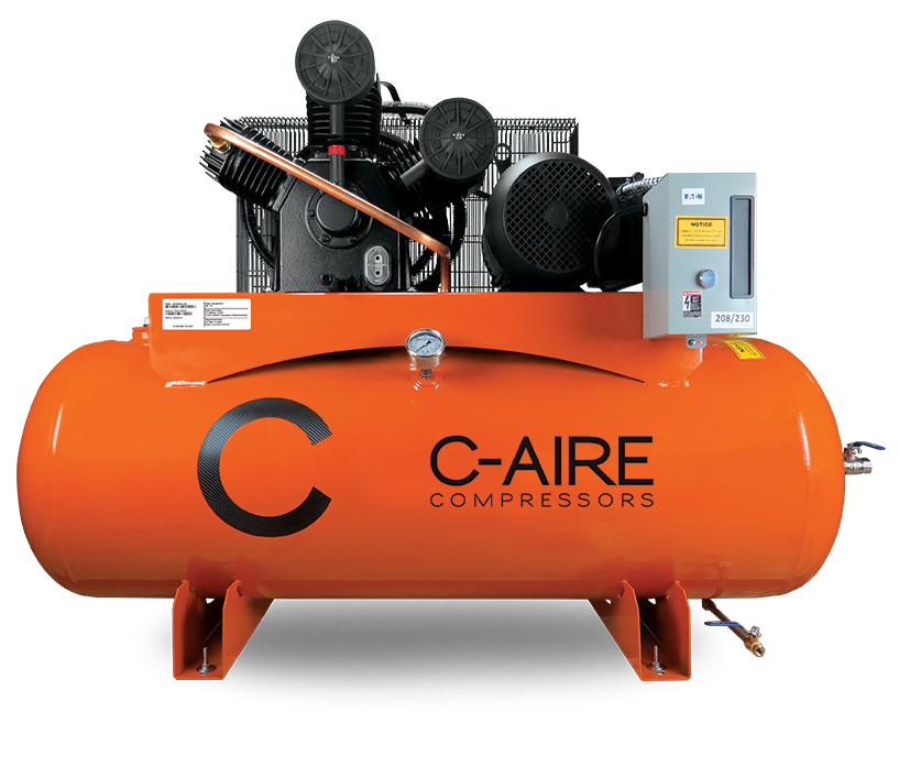 Piston Air Compressor from C-Aire