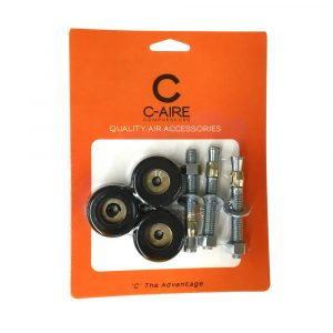 C-Aire Air Compressor Floor Mounting Kit